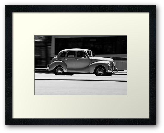 Street Racer by Noel Elliot