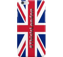 #ThisIsLondon - Union variant iPhone Case/Skin