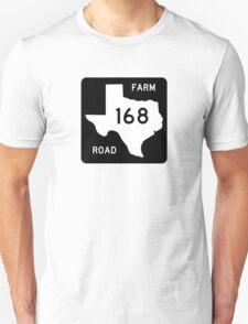 Farm-to-Market Road 168, Texas, USA Unisex T-Shirt