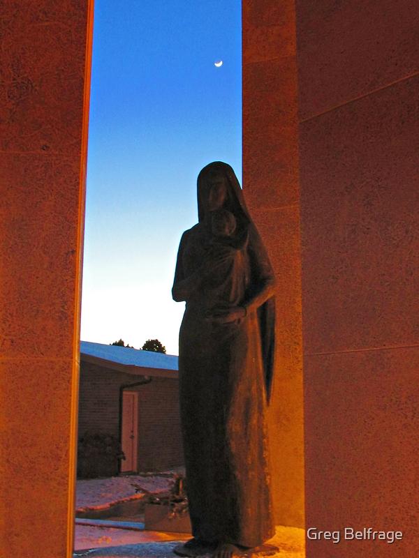 Ava Maria by Greg Belfrage