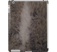 FAUX FUR iPad Case/Skin