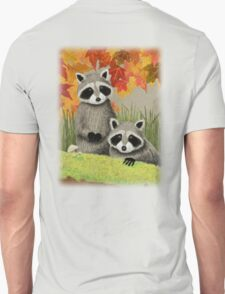 Fall Raccoon T-Shirt