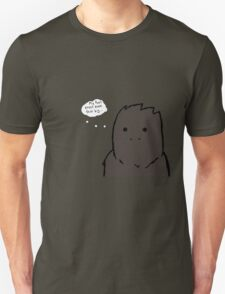 Socially Awkward Bigfoot Unisex T-Shirt