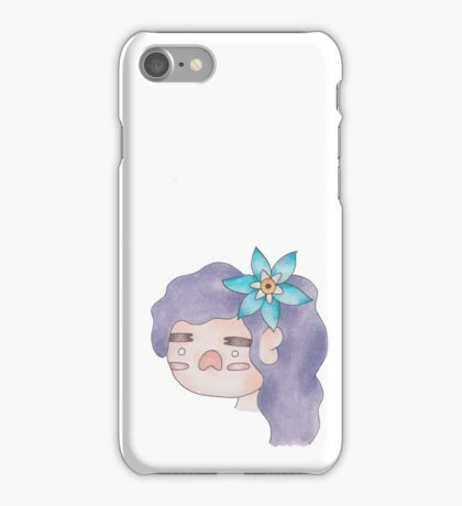 Flower Girl - Forget Me Not iPhone Case/Skin