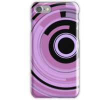 Retro Tech iPhone Cover (Pink) iPhone Case/Skin