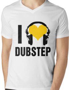 I Love Dubstep  Mens V-Neck T-Shirt