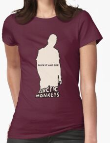 Matt Helders- Arctic Monkeys Womens Fitted T-Shirt
