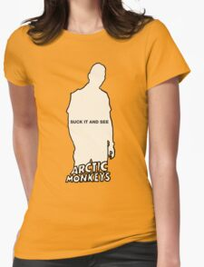 Matt Helders- Arctic Monkeys Womens Fitted T-Shirt