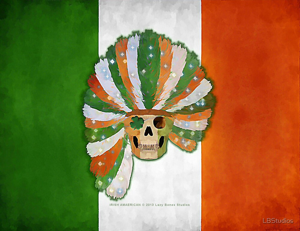 IRISH-AMERICAN 021 by LBStudios