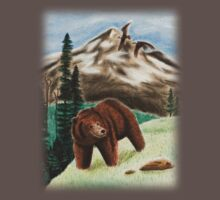 Grizzly Bear Kids Clothes