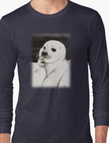 Fur Seal Long Sleeve T-Shirt