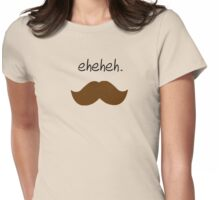 eheheh. Womens Fitted T-Shirt
