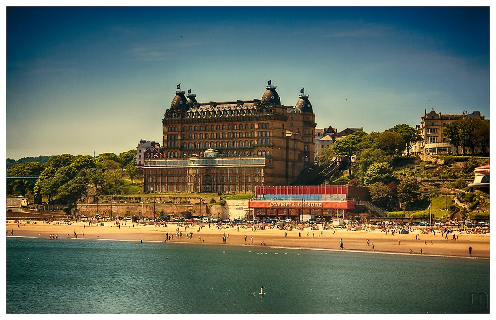 Scarborough Seafront by MJmerry