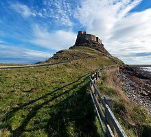 Lindisfarne Castle by damophoto