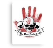 The Dark Brotherhood Canvas Print