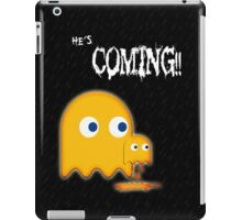 He's Coming.... iPad Case/Skin