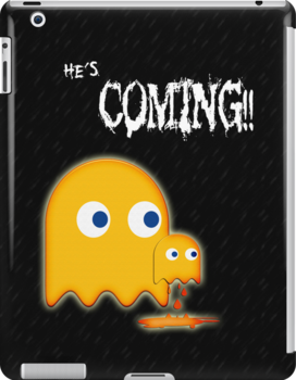 He's Coming.... by PerkyBeans