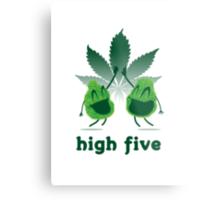 High Five Metal Print