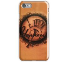 The Yankees iPhone Case/Skin