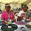 Ndebele Women by Anita Deppe