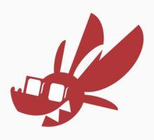 Le Petit Dragon Sticker by weremagnus