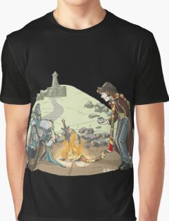 Doctor Souls Graphic T-Shirt