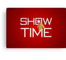 Show Time Canvas Print