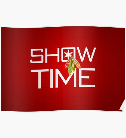 Show Time Poster
