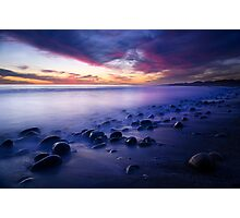 Onofre Beach Photographic Print