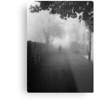 Silent Hill Metal Print