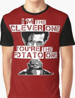 Doctor Who clever potato Graphic T-Shirt