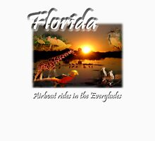 Florida (Airboat Rides in the Everglades) T-Shirt