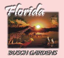 Florida (Busch Gardens) One Piece - Long Sleeve