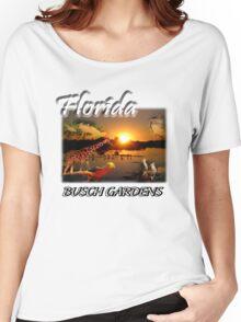Florida (Busch Gardens) Women's Relaxed Fit T-Shirt