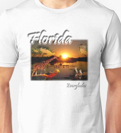 Florida Everglades Unisex T-Shirt