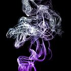 Shapes Amongst The Smoke. by Nick Egglington