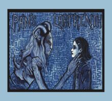 Pans Labyrinth blue haze by Ravenous-Decay