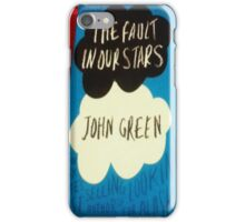 The fault in our stars. iPhone Case/Skin