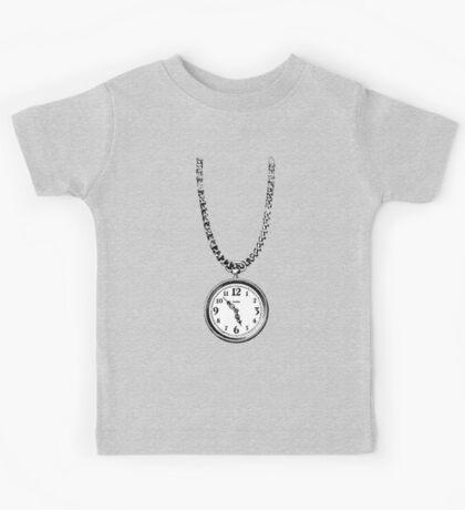 Wear your clock like Flavour Flav Kids Tee