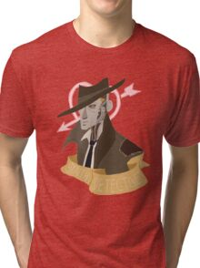 It's Synth Detective, Jackass Tri-blend T-Shirt