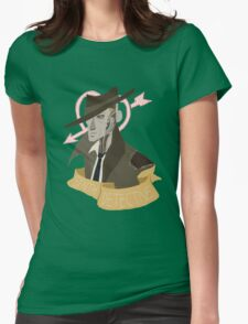 It's Synth Detective, Jackass Womens Fitted T-Shirt