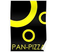 Pan-Pizza Bubbles Poster
