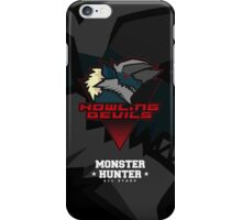 Monster Hunter All Stars - Howling Devils [Subspecies] iPhone Case/Skin