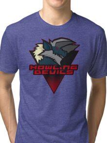 Monster Hunter All Stars - Howling Devils [Subspecies] Tri-blend T-Shirt