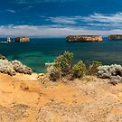 Boat Bay, Great Ocean Road, Victoria by SusanAdey