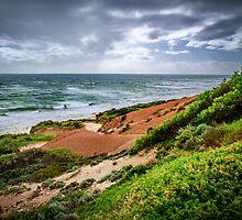 Port Noarlunga Beach  South Australia 4 by robyn70
