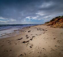 Port Noarlunga Beach  South Australia 5 by robyn70