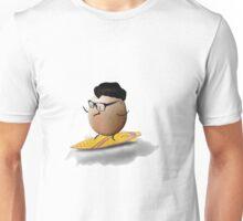 Surf the sky Unisex T-Shirt