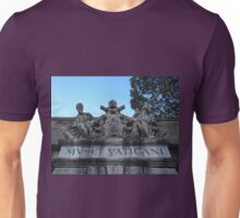 Entrance To The Vatican Museum Unisex T-Shirt