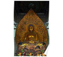 Meditation Buddha Poster